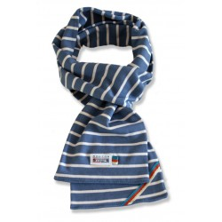 Breton scarf jeans-natural